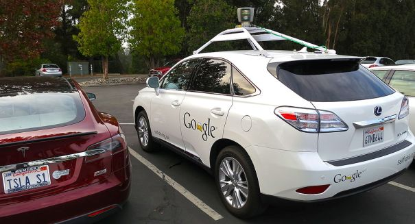 You won't believe the astonishing safety results of Google's self-driving car