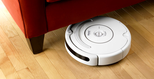 Tired of mowing?  Roomba is on the way.