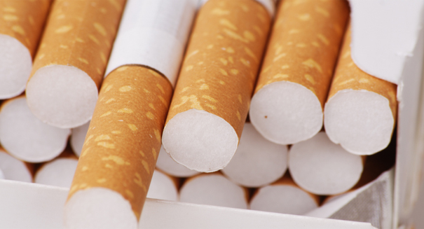 It's all in your head: New research links specific area of brain to nicotine addiction