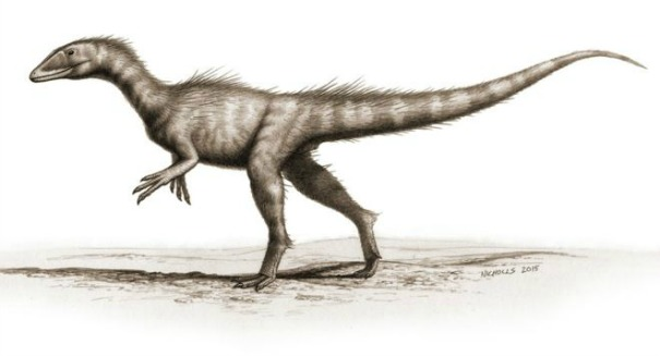 Scientists discover the 'Dragon Thief' — One of the oldest Jurassic dinos ever