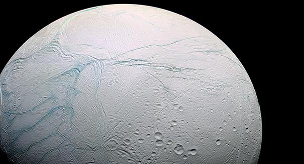 Cassini makes deep dive toward mysterious Saturn moon Enceladus