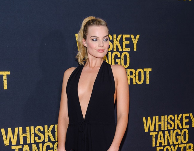 Margot Robbie says sleep keeps her physically fit