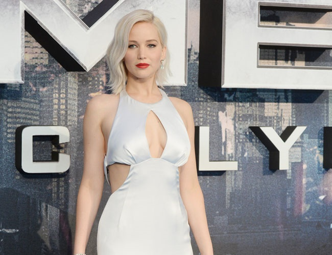 Jennifer Lawrence pursuing a healthier lifestyle