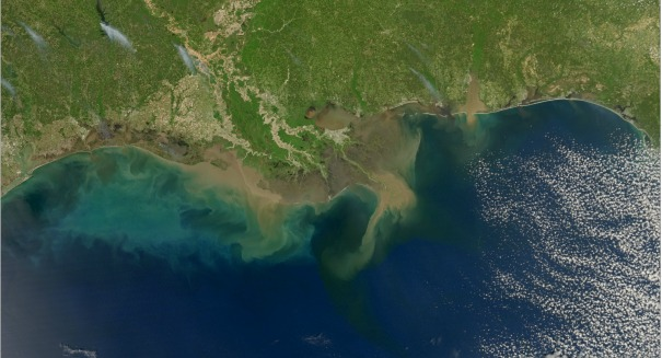 A Huge Chunk of the Gulf of Mexico is Dead