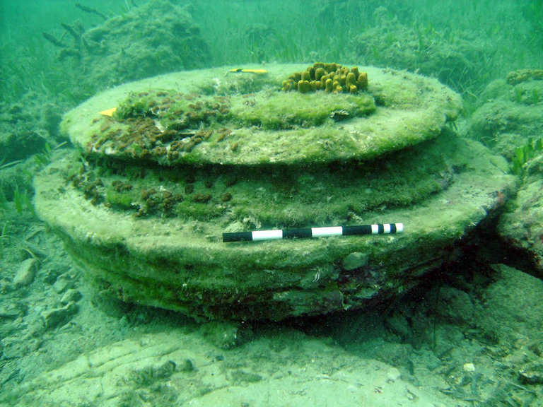 """Archaeologists disappointed by findings at """"sunken city"""""""