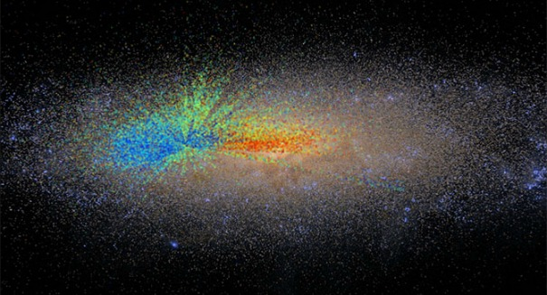 Scientists make amazing discovery about the Milky Way