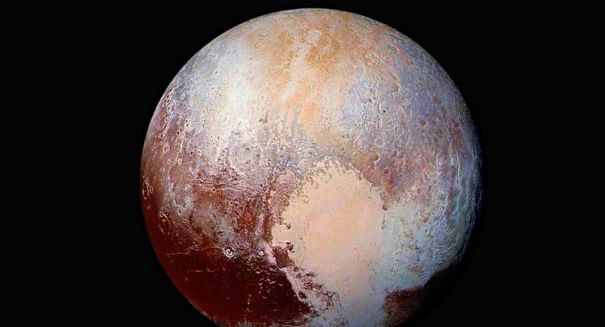 NASA's New Horizons Pluto mission has stunned the world