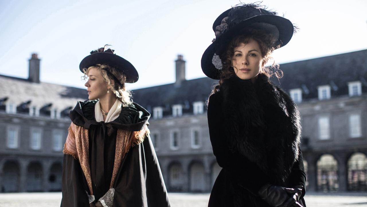 Now on DVD: Kate Beckinsale sometimes felt Like Hannibal Lector on the set of 'Love & Friendship'