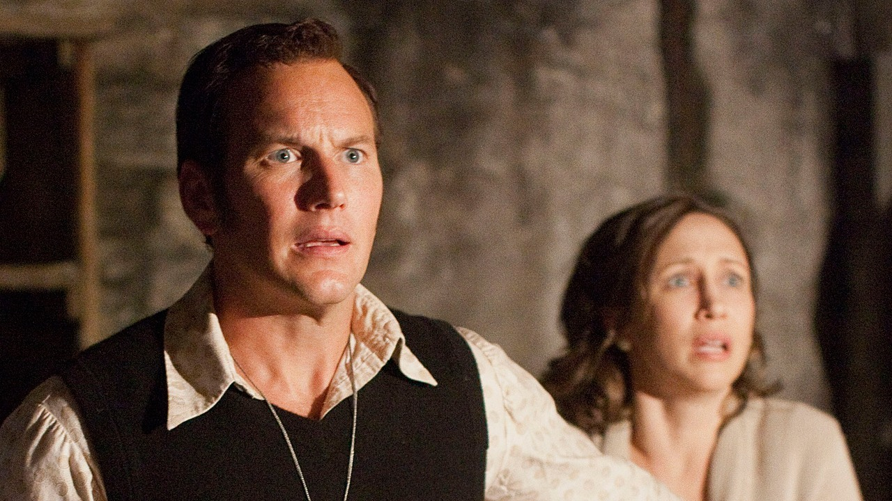 Now on DVD: 'The Conjuring 2's' Vera Farmiga and Patrick Wilson find 'the sweet spot of pain and performance'