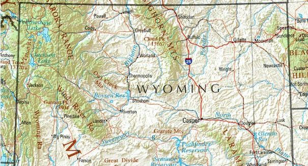 Wyoming is in big trouble